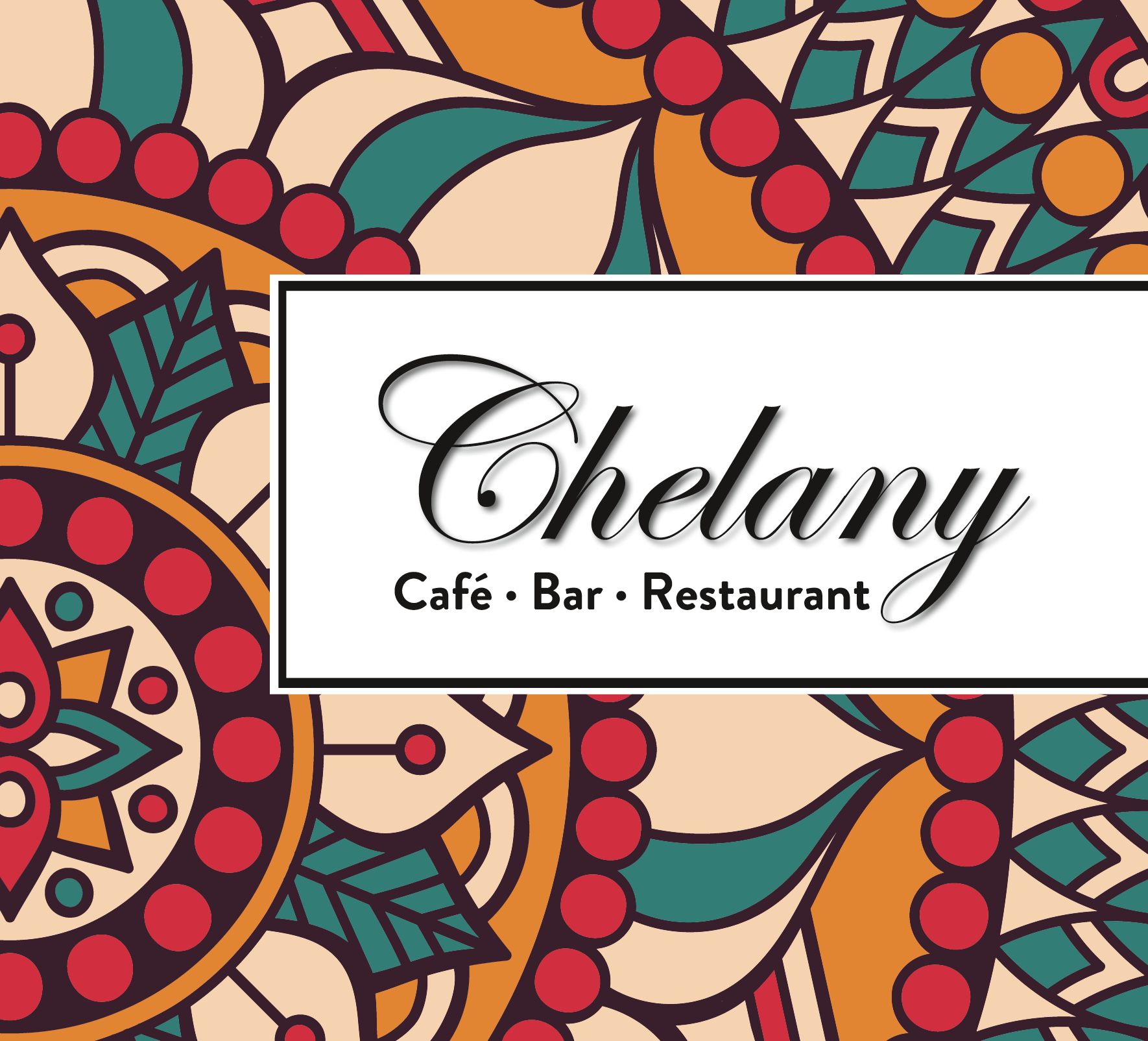 Chelany Restaurant Berlin Menue
