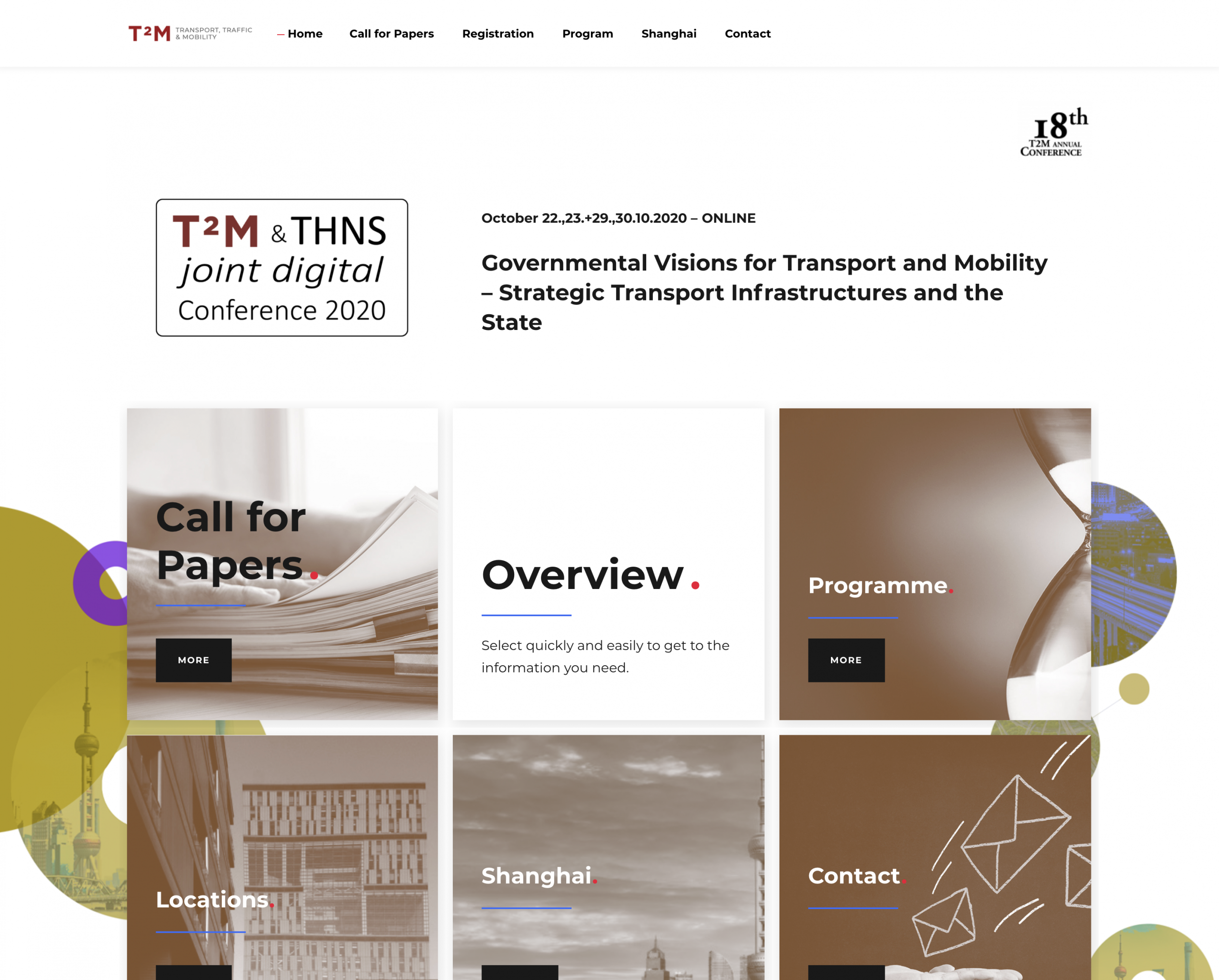 T2M Conference shanghai berlin 18th